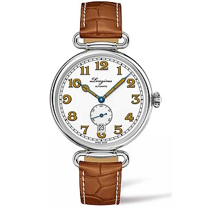 Longines L2.309.4.23.2 The Longines Heritage 1918 der Uhren-Serie Heritage Collection - 10907