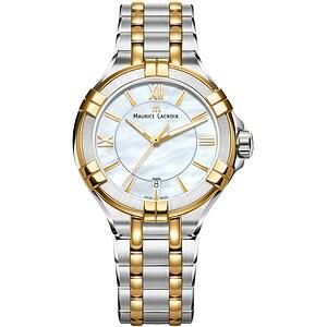 Maurice Lacroix Damenuhr AI1006PVY13160-1 der Uhrenserie Aikon