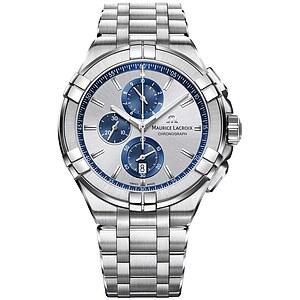 Maurice Lacroix Herrenuhr AI1018SS002131-1 der Uhrenserie Aikon