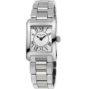 Damenuhr von Frederique Constant FC-200MC16B der Uhren-Serie Carree