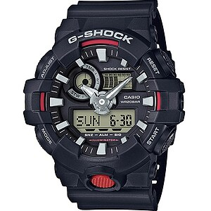 Casio Uhren G-Shock GA-700-1AER