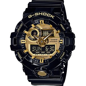 Casio Uhren G-Shock GA-710GB-1AER