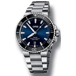 Oris Aquis Date 733 7730 4135 MB aus der Oris Uhren Serie Aquis