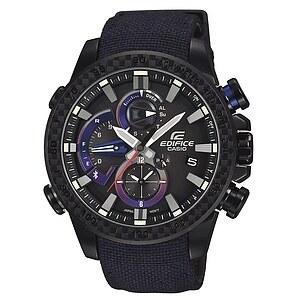 Casio Uhren Edifice EQB-800TR-1AER Karbon Lünette