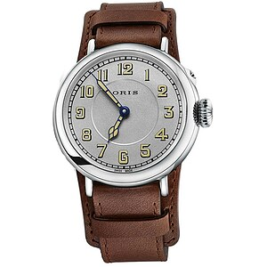 Oris Big Crown 1917 Limites Edition 01 732 7736 4081-Set aus der Uhren-Serie Herren Big Crown Lederband - 11422