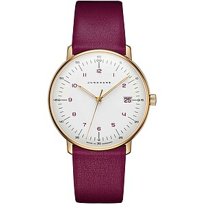 Junghans Uhren-Kollektion 047/7850.00 max bill by Junghans Damen - 11501