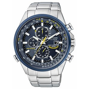 Citizen Uhren-Serie AT8020-54L Eco-Drive Radio Controlled Chrono Promaster Sky - Blue Angels - 11598