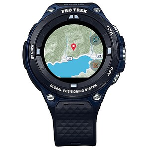 Casio Pro Trek Smart WSD-F20A-BUAAE Smart Outdoor Watch der Casio PRO TREK Serie - 11638