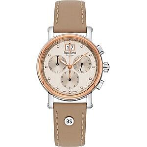 Bruno Söhnle Damenchronograph Armida 17-63115-153 Uhren aus Glashütte