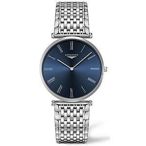 Longines Uhren L4.766.4.94.6 Damen-Armbanduhr La Grande Classique