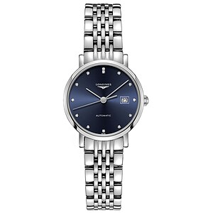 Longines Elegant L4.310.4.97.6 aus der Damen-Armbanduhr-Serie The Longines Elegant Collection - 11743
