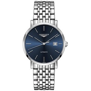 Longines Elegant L4.910.4.92.6 Herren-Armbanduhr der Uhrenserie The Longines Elegant Collection - 11776