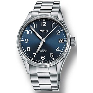 Oris Uhren Big Crown ProPilot Date 751 7697 4065-07 8 20 19 aus der Herren Uhren Serie Big Crown ProPilot - 11785