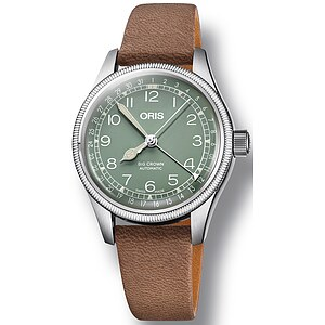 Oris Big Crown Pointer Date 01 754 7749 4067 07 5 17 68 aus der Herren Uhren Serie Big Crown Original - 11786