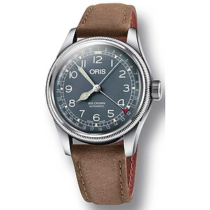 Oris Big Crown Pointer Date 01 754 7741 4065 07 5 20 63 aus der Herren Uhren Serie Big Crown Original - 11830