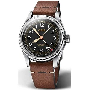 Oris Movember Edition 2018 Big Crown Pointer Date 01 754 7741 4037 SET LS aus der Herren Uhren Serie Big Crown Original - 11913