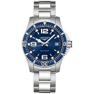 Longines Uhren L3.340.4.96.6 Damen/Herren-Armbanduhr HydroConquest