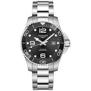 Longines HydroConquest L3.782.4.56.6 Herren-Sportuhr der Uhren-Serie HydroConquest Automatik