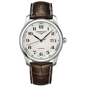 Longines Uhren L2.793.4.78.3 Herren-Automatikuhr Master Collection
