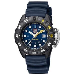 Luminox Scott Cassell DEEP DIVE XS.1553 der Uhren-Serie Scott Cassell Special Time Date - ultimative Beleuchtung