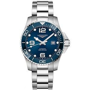 Longines HydroConquest L3.782.4.96.6 Herren-Sportuhr der Uhren-Serie HydroConquest Automatik