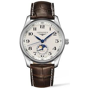 Longines Uhren L2.909.4.78.3 Herren-Automatikuhr Master Collection