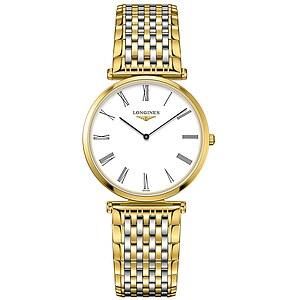 Longines Uhren L4.709.2.21.7 Herren-Armbanduhr La Grande Classique