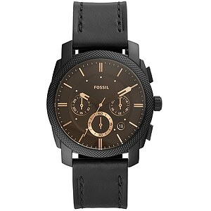Fossil Machine Chronograph FS5586 Herrenchronograph