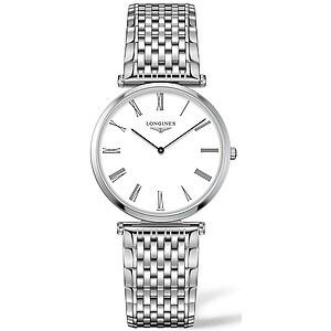 Longines Uhren L4.709.4.21.6 Damen-Armbanduhr La Grande Classique