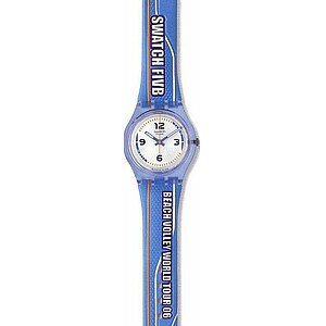 Swatch Uhr Beach Volley World Tour 06 SKN 109 Be Part of it - 20903