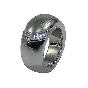 JOOP! JORG90402A Jewellery Silber-Ring weiss (003) JJ 0898