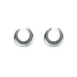 JOOP! JOCO90062A Jewellery Silber-Ohrringe weiss (003) JJ 0899 mit Zirkon