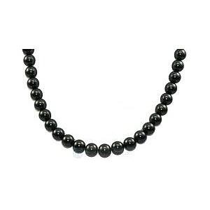 JOOP! JONL90309A / JJ0884 Jewellery Halskette mit grauen (855) Perlen JJ 0884