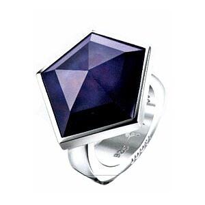 JOOP! JJ 0996 lila Jewellery Silber-Ring Gina Kristall