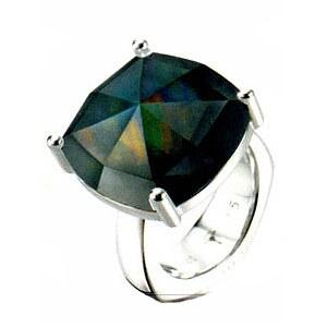 JOOP! JJ 0973 schwarz Jewellery Silber-Ring Romana Perlmutt
