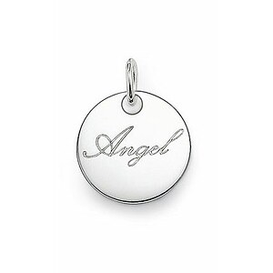 Thomas Sabo PE440-001-12 GLAM & Soul Special Addition Silber Ösen-Anhänger Angel - 21930