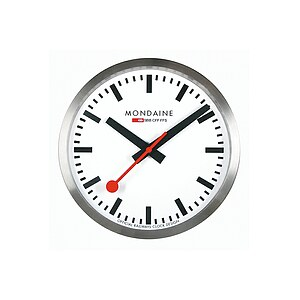 Mondaine Wall Clock 265 mm Art. A990.CLOCK.16SBB