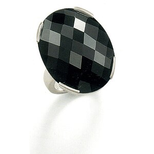 Thomas Sabo TR1837-024-11 Seasonal Magie Noire Ring Onyx schwarz - 23393