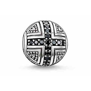 Thomas Sabo K0030-051-11 KARMA BEADS Silver Bead Held - 23456