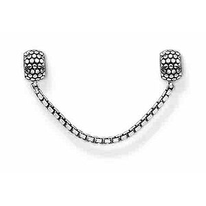 Thomas Sabo KS0003-585-12 KARMA BEADS Silver Sicherheitskette - 23518