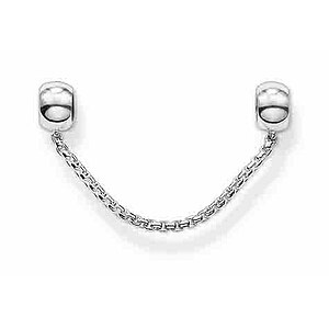 Thomas Sabo KS0004-585-12 KARMA BEADS Silver Sicherheitskette - 23519