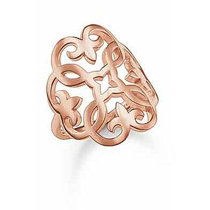 Thomas Sabo TR1988-415-12 GLAM & SOUL Silver rosé Ring Ornament - 23537