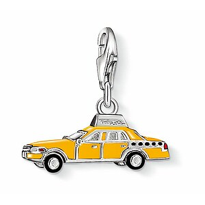 Thomas Sabo CC 1067 Anhänger CHARM CLUB Yellow Cab - 23580