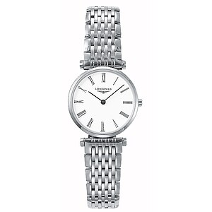 Longines Uhren L4.209.4.11.6 Damen-Armbanduhr La Grande Classique