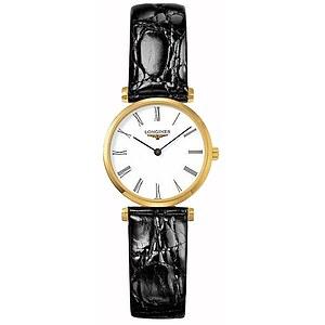 Longines Uhren L4.209.2.11.2 Damen-Armbanduhr La Grande Classique