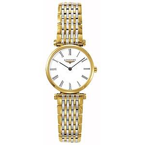 Longines Uhren L4.209.2.11.7 Damen-Armbanduhr La Grande Classique