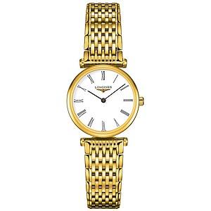 Longines Uhren L4.209.2.11.8 Damen-Armbanduhr La Grande Classique