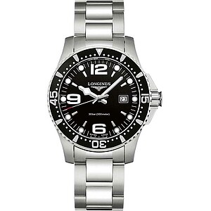 Longines Uhren L3.640.4.56.6 Herren-Armbanduhr HydroConquest