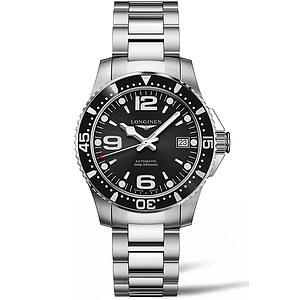Longines Uhren L3.741.4.56.6 Herrenuhr Automatik HydroConquest