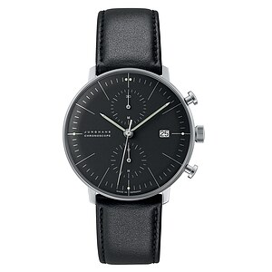 Chronoscope max bill Junghans 027/4601.00